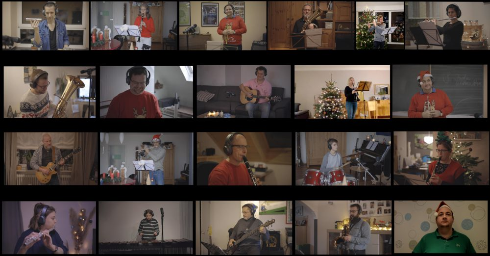 Dorfbandprojekt Wustweiler / Jugendorchester ILLJO